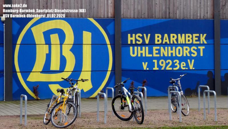 Dieselstraße Hamburg