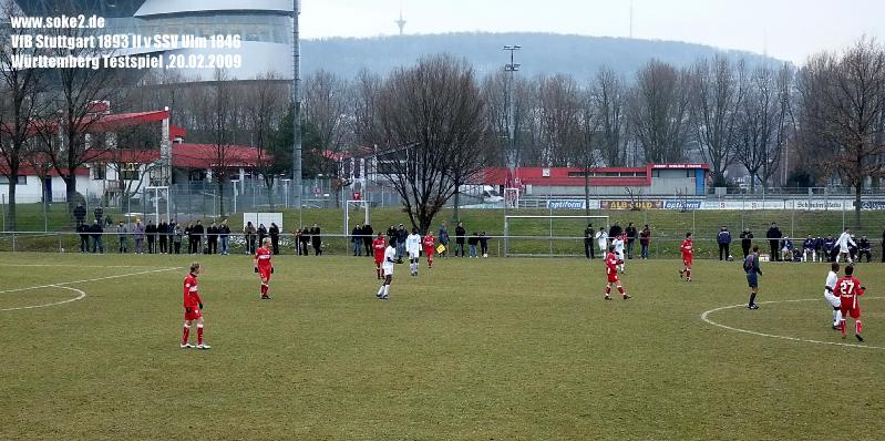 SOKE2_090220_VfB_Stuttgart_Amateure_SSV_Ulm_Testspiel_P1020587