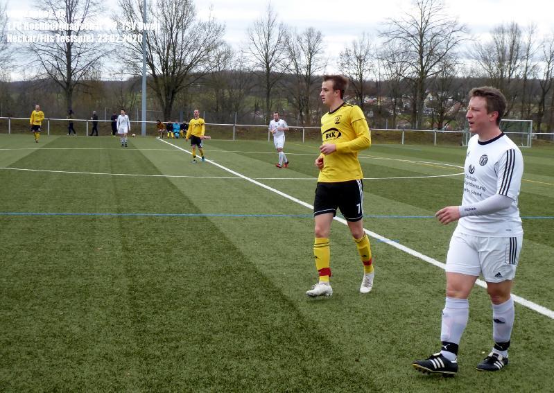 Soke2_200223_1.FC_Rechberghausen_II_TSV_Owen_Testspiel_P1240406