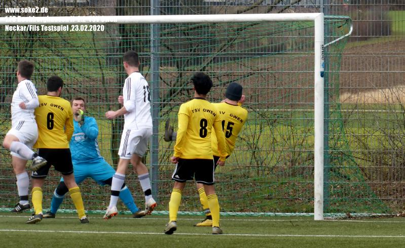 Soke2_200223_1.FC_Rechberghausen_II_TSV_Owen_Testspiel_P1240477