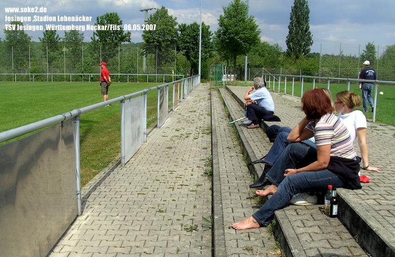 Ground_Soke2_070506_Jesingen_Stadion_Lehenäcker_Neckar-Fils_BILD0132