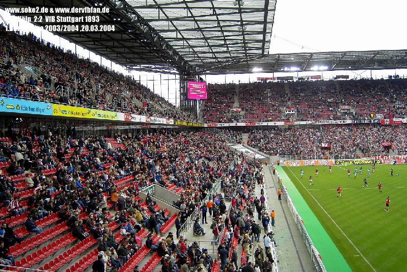 Soke2_040320_1.FC_Köln_VfB_Stuttgart_PICT1802