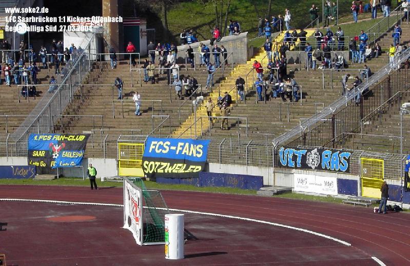 Soke2_040327_1.FC_Saarbruecken_1-1_Kickers_Offenbach_RL-Sued_PICT1885