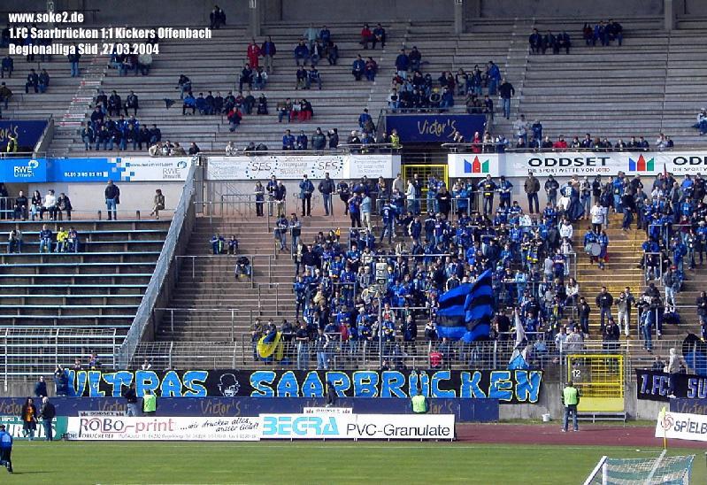 Soke2_040327_1.FC_Saarbruecken_1-1_Kickers_Offenbach_RL-Sued_PICT1889