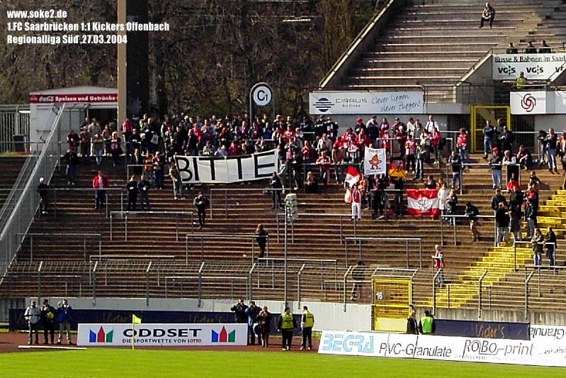 Soke2_040327_1.FC_Saarbruecken_1-1_Kickers_Offenbach_RL-Sued_PICT1906