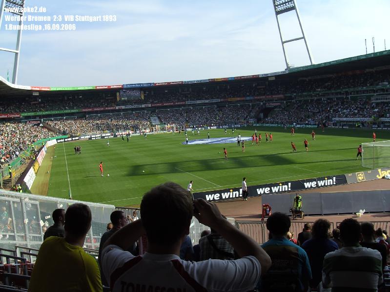Soke2_060916_Werder_Bremen_VfB_Stuttgart_BILD0298