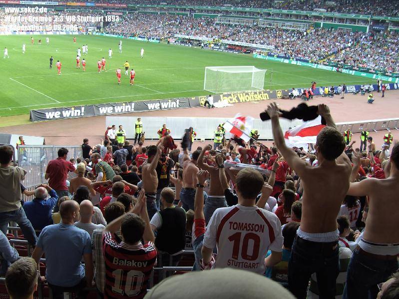 Soke2_060916_Werder_Bremen_VfB_Stuttgart_BILD0310