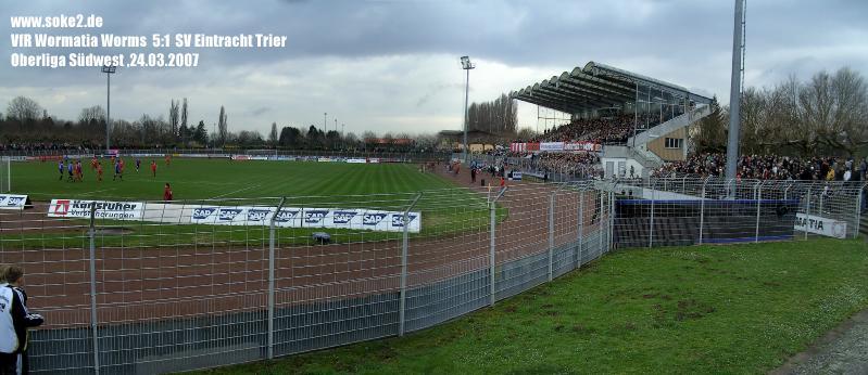 Soke2_070324_Wormatia_Worms_Eintracht_Trier_Wormatia-Stadion1