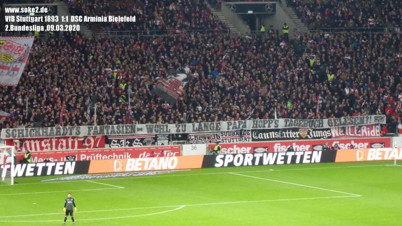 soke2_200309_VfB_Stuttgart_Arminia_Bielefeld_2Bundesliga_P1250190