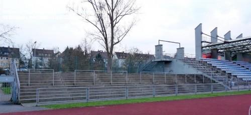 Böblingen - Stadion Silberweg (Stadion a.d. Stuttgarter