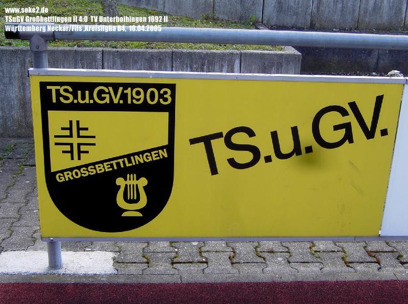 Soke2_050410_TSuGV_Grossbettlingen_II_4-0_TV_Unterboihingen_II_KreisligaB5_PICT0462