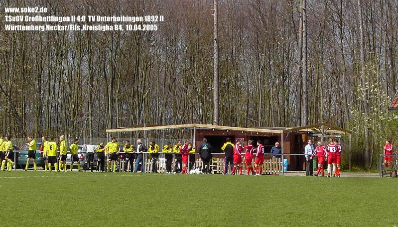 Soke2_050410_TSuGV_Grossbettlingen_II_4-0_TV_Unterboihingen_II_KreisligaB5_PICT0488