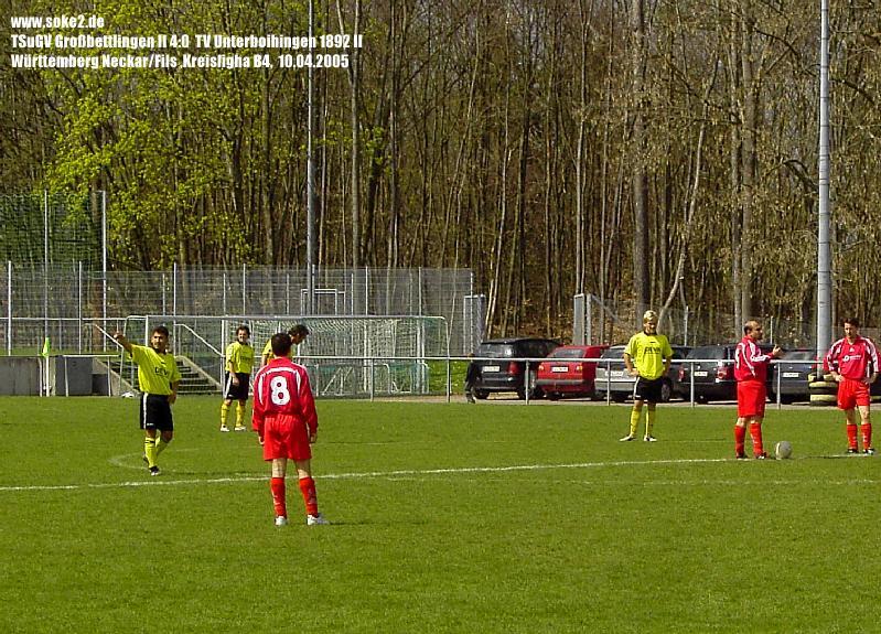 Soke2_050410_TSuGV_Grossbettlingen_II_4-0_TV_Unterboihingen_II_KreisligaB5_PICT0494