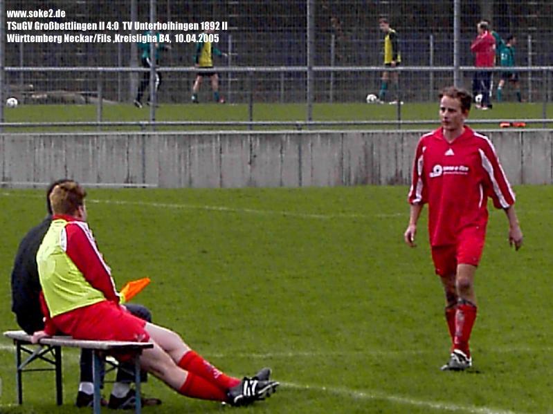 Soke2_050410_TSuGV_Grossbettlingen_II_4-0_TV_Unterboihingen_II_KreisligaB5_PICT0515