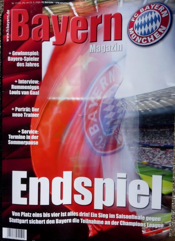 090523_Heft_Bayern_München_VfB_Stuttgart_FOTO